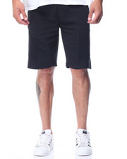 Basic Essentials - Tech Fleece Zipper Trim Shorts-2100467
