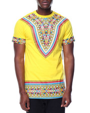 Spring-Summer-M - Tribal Print S/S Tee