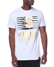 Shirts - Gold Foil Graphic  S/S Tee