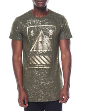 T-Shirts - S/S Foil Graphic Tee