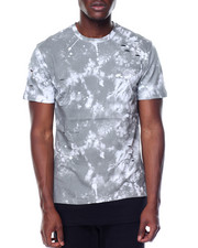 Men - Tie Dye Print S/S Tee