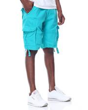 Shorts - Multi Stitch Trim Cargo Shorts