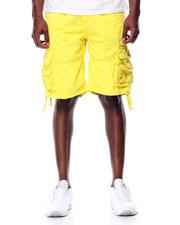 Men - Multi Pocket Belted Shorts