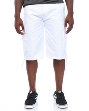 Buyers Picks - Multi Pockets Belted Cargo Shorts