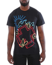 Pink Dolphin - Rising Cross S/S Tee