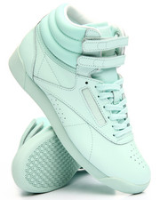 Reebok - FREESTYLE HIGH MONO SNEAKERS