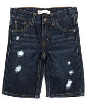Levi's - 505 5- Pocket Denim Shorts (4-7X)-2102357