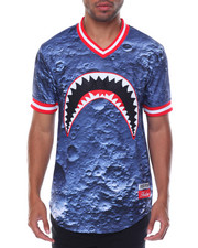 Hudson NYC - Shark Mouth Baseball Jersey