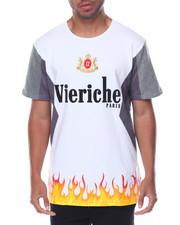 Vie + Riche - Flame S/S Tee