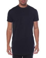 Shirts - Mesh Color-block Tee