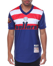Hudson NYC - Ballers Striped S/S Jersey