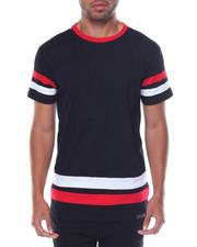 Shirts - Color-block Tee