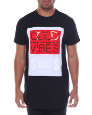 Men - Good Vibes Tee