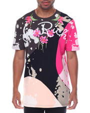 Shirts - Floral S/S Tee