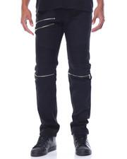 Men - Biker Spandex Twill Pants