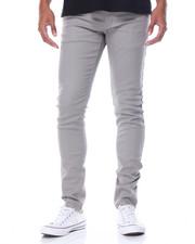 Men - Skinny Twill 5 Pocket Jean