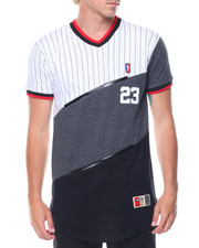 Men - Color-block Jersey