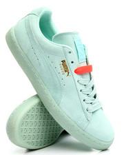 Footwear - Suede Classic Sneakers