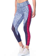 Leggings - CLASH 3/4 LEGGINGS