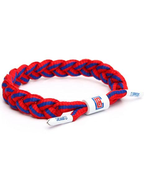 Rastaclat - Rastaclat Los Angeles Clippers Classic NBA Bracelet