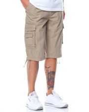 "Union Bay - Belted 15"" Cargo Pockets Messenger Short"