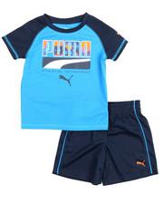 Boys - Shirt & Short Set (2T-4T)