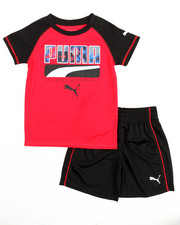 Sets - Shirt & Short Set (4-7)
