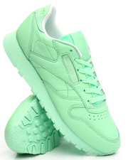 Reebok - CLASSIC LEATHER PASTEL SNEAKERS