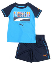 Puma - Shirt & Short Set (4-7)