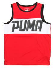 Puma - Puma Muscle Tank (4-7)