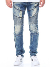 Jeans & Pants - Moto Denim