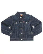 Levi's - Denim Trucker Jacket (8-20)
