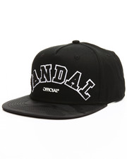 Official Brand - Vandal Bomber Snapback With Camo Visor