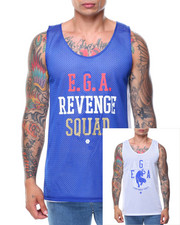 Elbow Grease - Revenge Mesh Reversible Tank