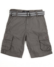 Southpole - Belted Cargo Shorts (8-20)