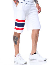 Men - Front Stripe Back Pocket Short