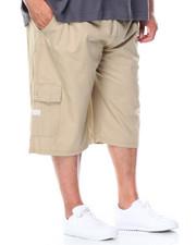Shorts - Elastic Waist Shorts (B&T)