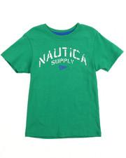 Boys - Nautica Graphic Tee (4-7)