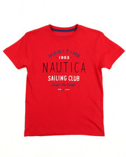 Nautica - Nautica Graphic Tee (8-20)