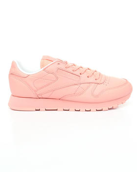Women - CLASSIC LEATHER PASTEL SNEAKERS