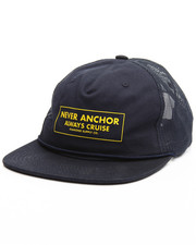 Diamond Supply Co - Never Anchor Trucker Cap