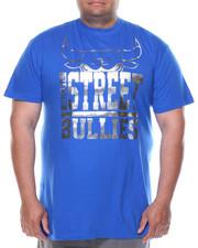 Big & Tall - Street Bullies Foil Tee (B&T)