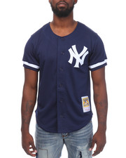 Mitchell & Ness - Bernie Williams 1998 Authentic Mesh BP Jersey New York Yankees
