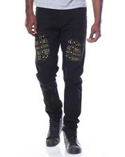 Men - Studded Jean