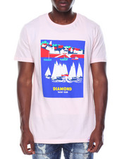 Diamond Supply Co - Harbor Tee