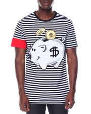 T-Shirts - S/S Piggy Bank Tee