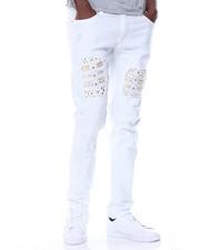 Spring-Summer-M - Studded Jean