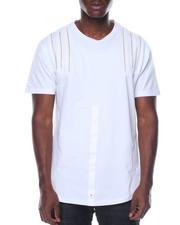 T-Shirts - Multi Zipper S/S Crew