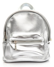 Fashion Lab - Metallic Mini Back Pack