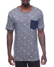 Summer-Mens - All Over Print Pkt Tee